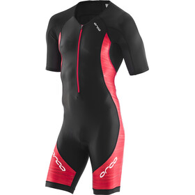 ORCA Core SS Race Suit Herren black-red